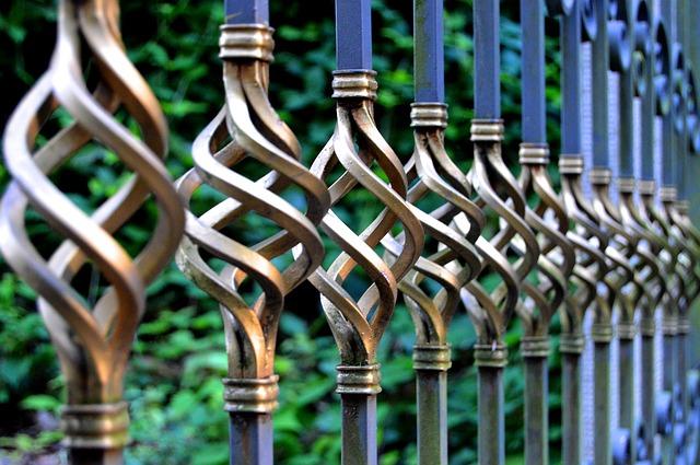 Comment peindre une rampe en fer ?