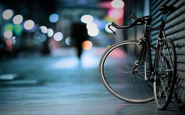 C'est pour ça que tu devrais aller travailler à vélo.